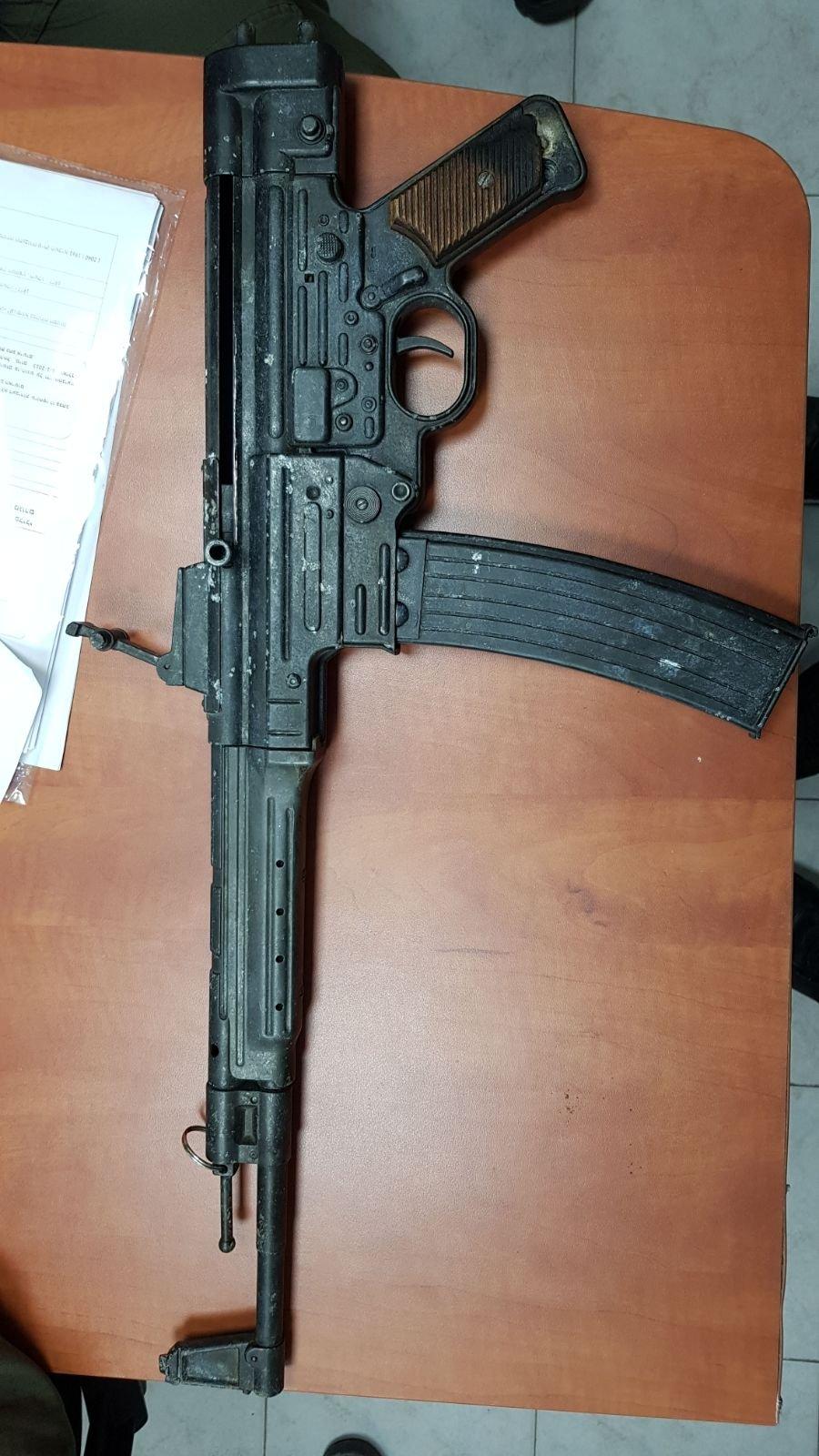 الشرطة تضبطت كمية من السلاح غير مرخص خلال حملة لها في الشمال