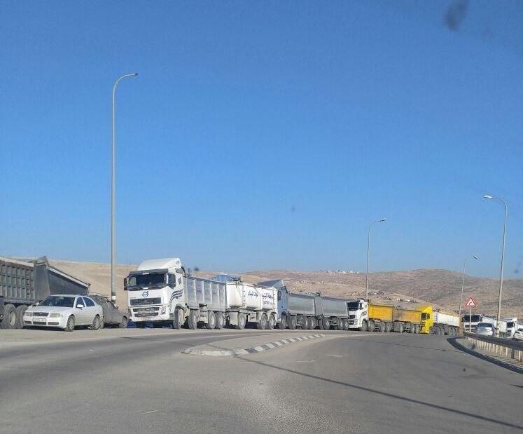 اغلاق كافة المعابر غدا الاربعاء أمام حركة البضائع ما بين الضفة الغربية واسرائيل