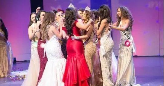 للمرة الثالثة على التوالي .. سورية تحصد لقب ملكة جمال العرب في أمريكا