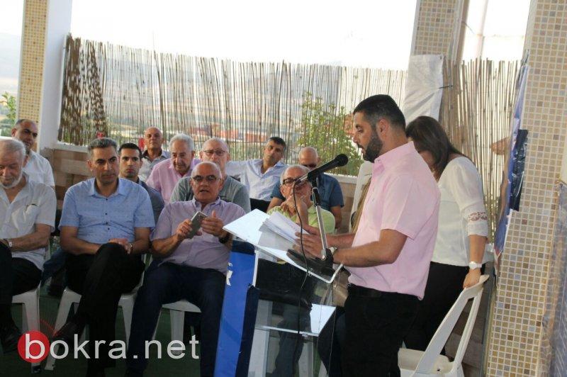 نتائج انتخابات الهستدروت: علي زعبي – بستان المرج، ينتخب للمقعد المخصص للعرب بمنطقة المروج
