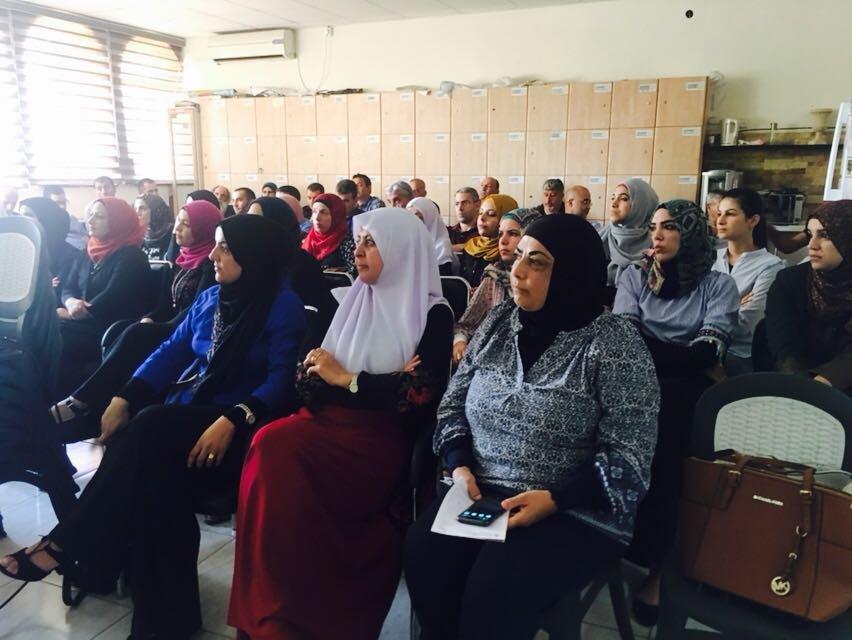 الثانوية الشاملة في كفر قاسم تعقد إجتماعاً تحضيرياً إستعداداً لإفتتاح السنة الدراسية 2017/2018