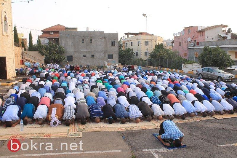 سابقة في عرابة.. صلاة عيد الاضحى موحدة لجميع ائمة المساجد