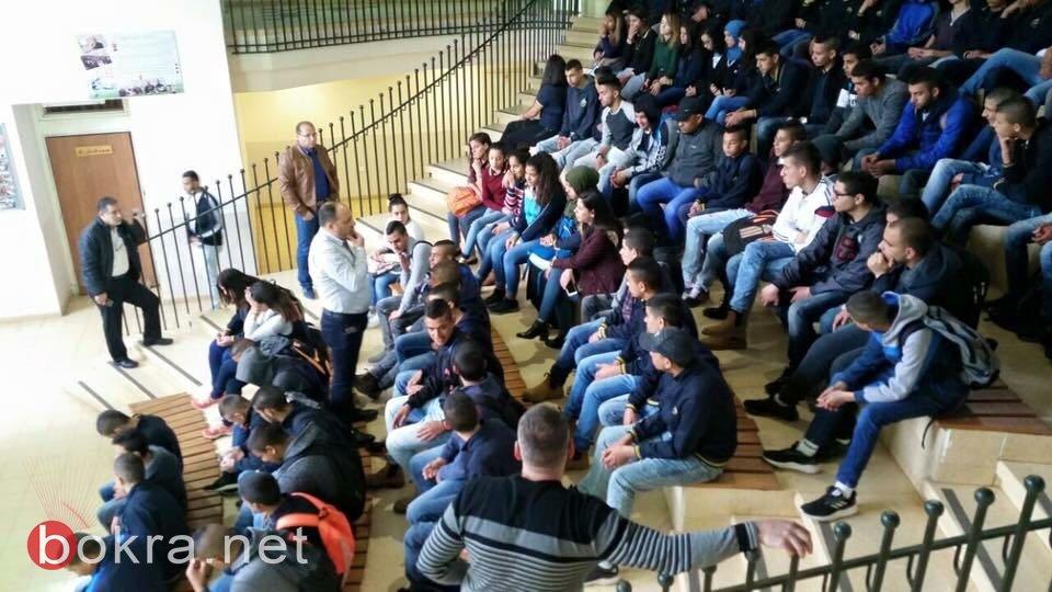 أولياء امور  مدرسة القفزة التكنولوجية (عمال) :قلق وخوف على مستقبل ابنائنا