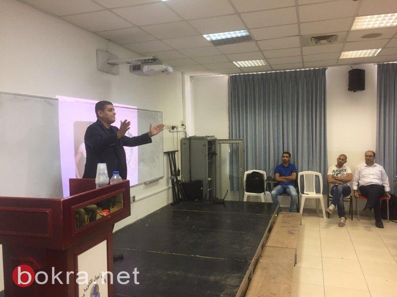 مشروع يافا المستقبل في مدرسة اجيال الثانوية – يافا