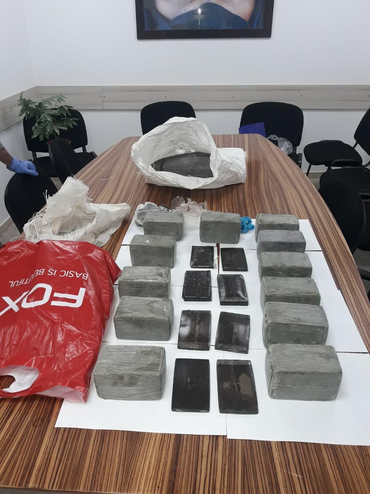ضبط صفقة مخدرات في عيلوط .. 26 كيلو حشيش و150 ألف شيكل واعتقال مشتبهين ومصادرة سيارتيهما