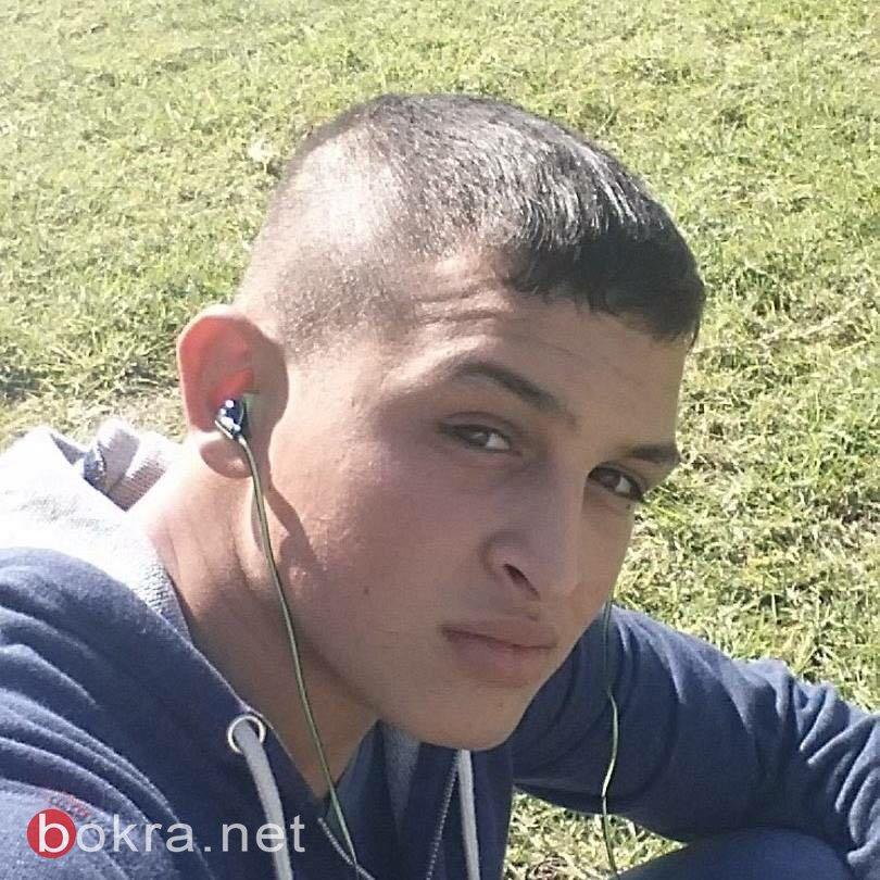 مصرع محمد ابو القيعان (17 سنة) واصابة اخرين بحادث مروع بالقرب من حورة