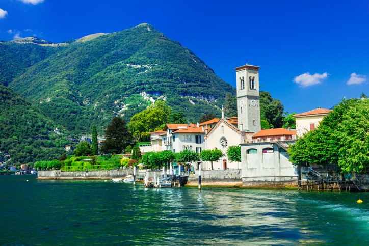 كومو... جنّة البحيرات ووجهة الاثرياء في ايطاليا 102140583