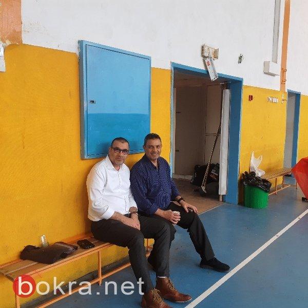 الثانوية الشاملة في كفر قاسم تحتفل بنهاية الفصل الدراسي الثاني للعام الدراسي 2017/2018