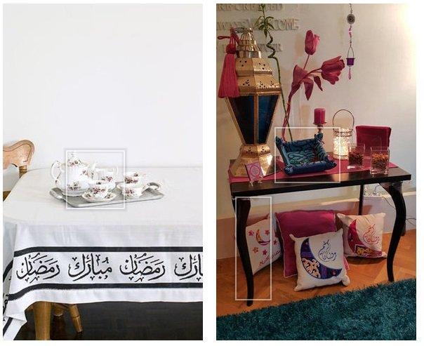 أفكار مختلفة لديكورات رمضان 2017