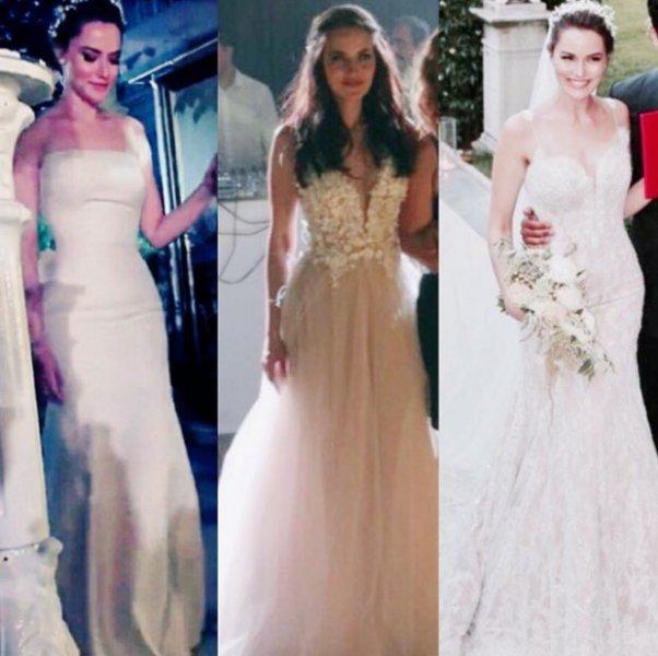 زفاف النجمين فهرية إيفجان وبوارك أوزجيفيت! عرس وفستان خياليان
