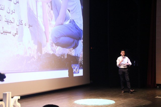 """ام الفحم: نجاح باهر لـ""""UAFxTalks وانطلاقة قيادة"""