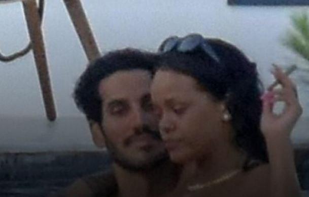 كيف وصفت ريهانا علاقتها بحبيبها البليونير السعودي.. هل هي حامل؟