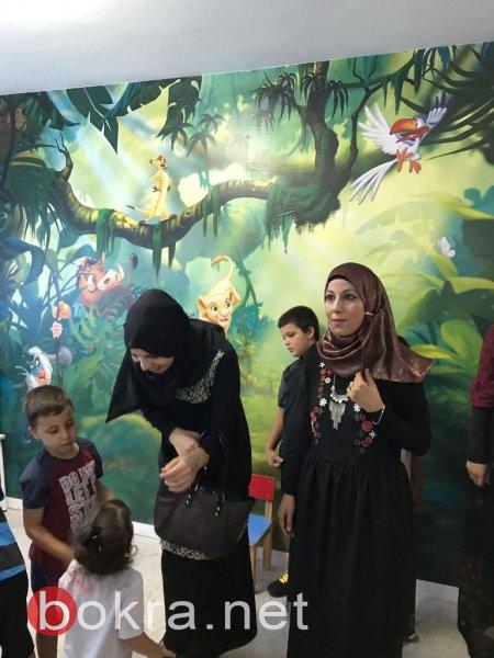 حضانة ستار صغار في كفر قاسم تحتفل في عامها الثاني وتضع البسمة على وجوه العشرات من الأطفال