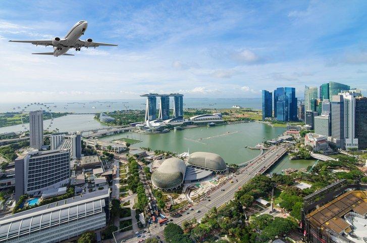 نشاطات سياحية في سنغافورة الخضراء