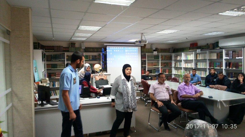 الثانوية الشاملة تُكرم مجموعة طلاب ضمن مشروع التداخل الاجتماعي والتطور الذاتي