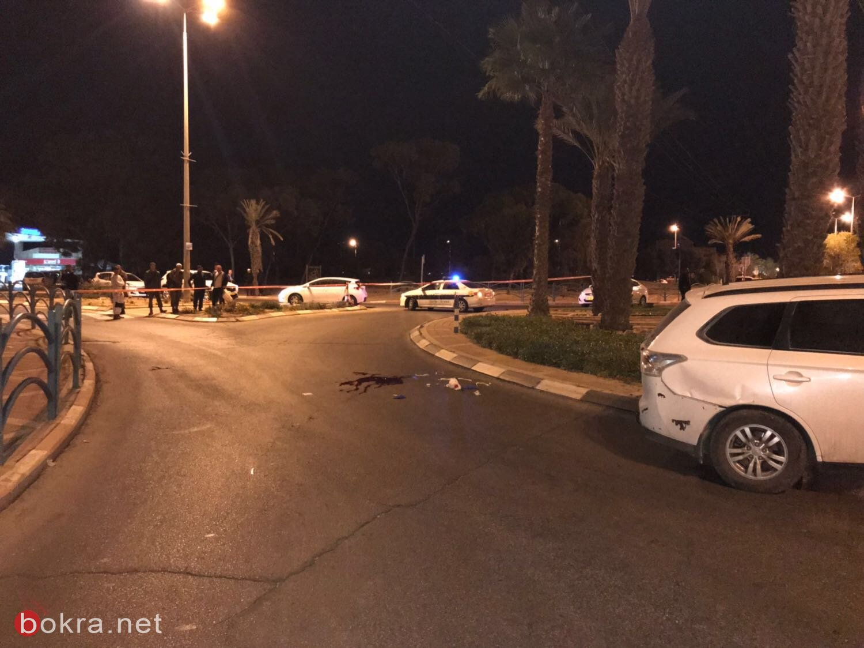 مصرع جندي من عراد جراء تعرضه للطعن وسرقة سلاحه
