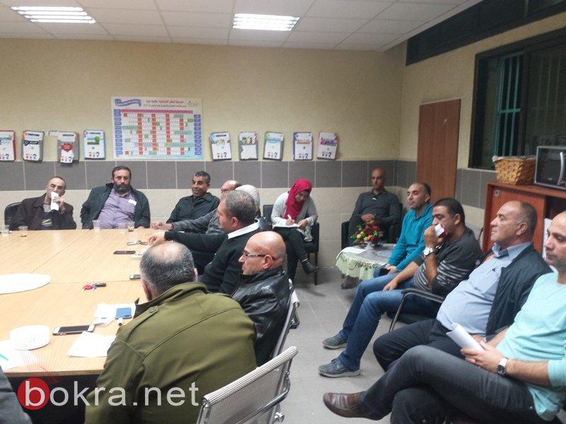 مجلس طلعة عارة: اضراب لمدة يومين وتنظيم تظاهرة في اعقاب إطلاق قنبلة اتجاه مبنى المجلس في قرية سالم