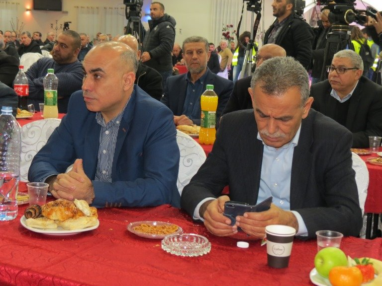 مشاركة واسعة في المهرجان المركزي لليوم العالمي لحقوق الداخل الفلسطيني