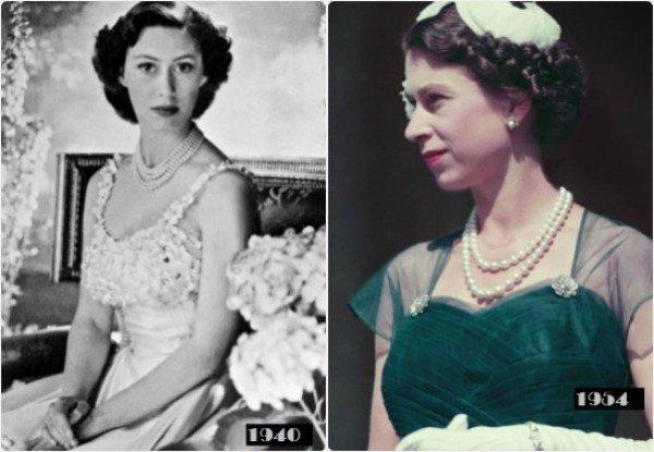 تطور تسريحات شعر الملكات خلال 105 سنة