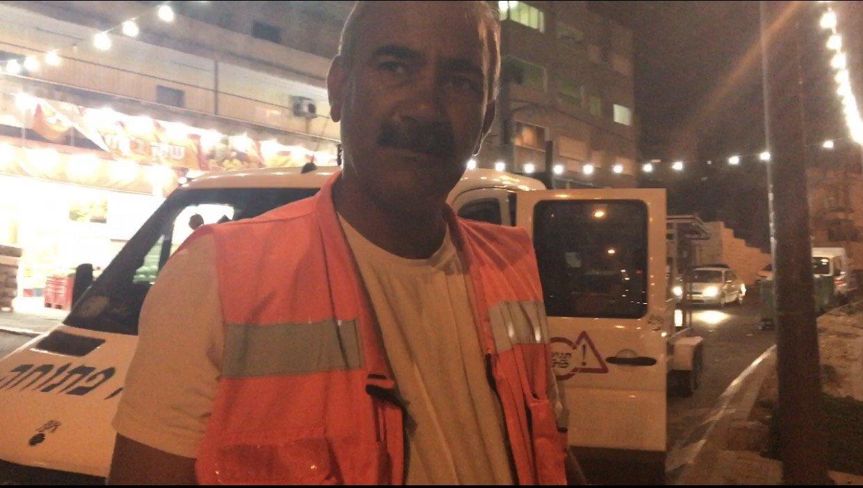 رئيس بلدية الناصرة، سلام لبكرا: قريبا جدا سنحل ازمة دوار البيغ
