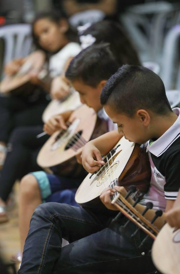 نخبة من الفنانين المحليين والعالميين في المخيم الصيفي الموسيقي لمعهد بيت الموسيقى شفاعمرو!