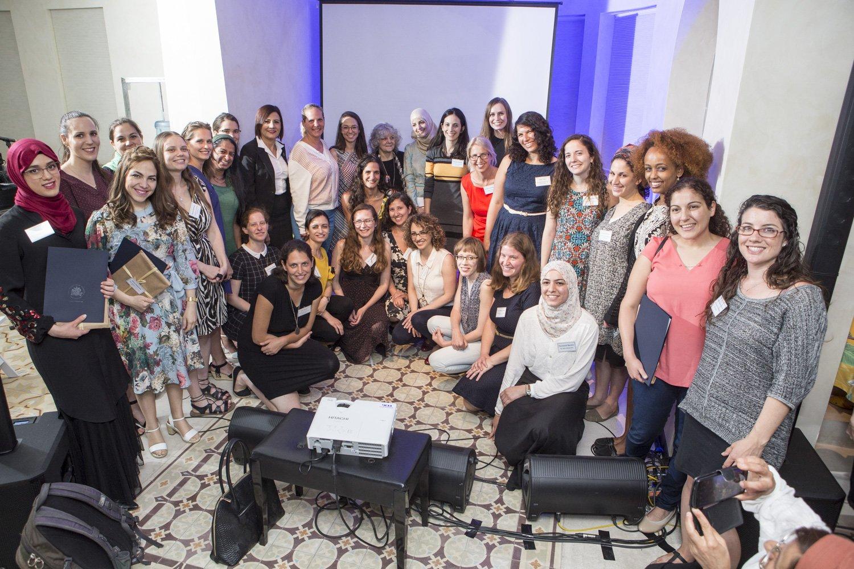 صندوق روتشيلد قيساريا يحتفي بمرور خمسة أعوام لأنشاء مجال المجتمع العربي: آلاف الشبان العرب يشتركون في برامج الصندوق المتنوّعة