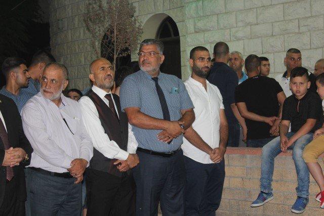حضور واسع في مسيرة عيد الأضحى في الناصرة