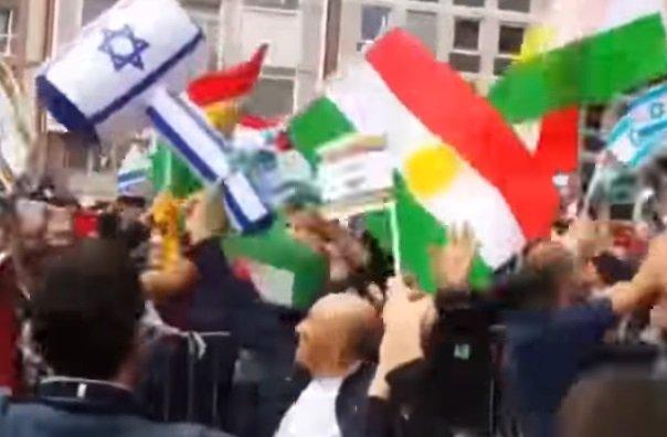 البرلمان العراقي يجرّم كل من يرفع علم إسرائيل