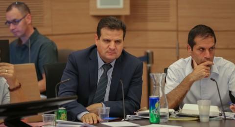 النائب عودة: حكام إسرائيل هم مجرمو الاحتلال الذي أنتج قتلة أمثال أزاريا