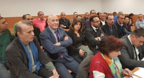 المحكمة ترفض تمديد الاعتقال المنزلي للنائب غطاس