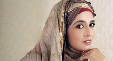 حنان ترك تتخلى عن الحجاب التقليدي .. صور