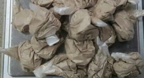 كفر ياسيف: اعتقال رجل من عرابة بحوزته (19) وجبة مخدرات