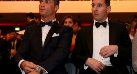 رونالدو وميسي خارج قائمة 10 أهم رياضيين باسبانيا