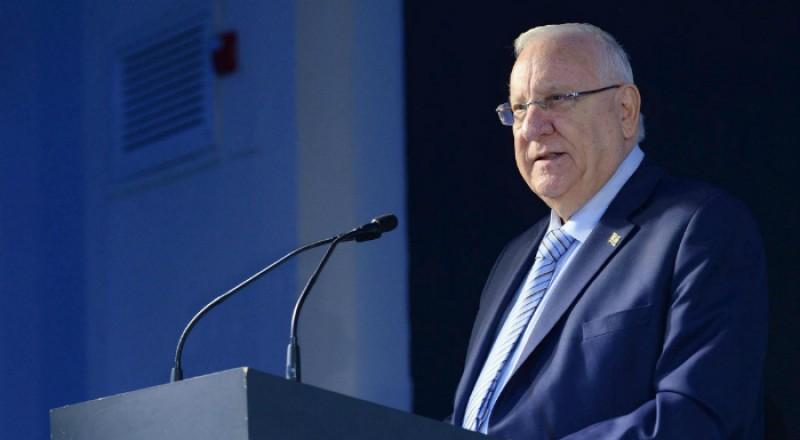 رئيس الدولة يؤكد أن جيش الدفاع هو جيش الشعب وجيش جميع المواطنين