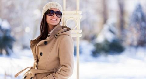 أنت بحاجة لنظارة شمسية حتى في الشتاء!