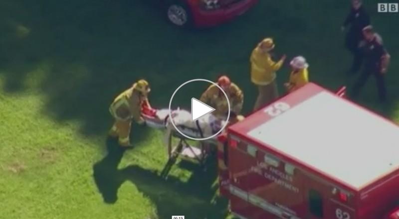 إصابة الممثل هاريسون فورد في حادث تحطم طائرة