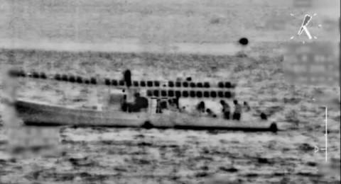 لشاباك: اعتقلنا خلية من غزة خططت لمهاجمة سفينة اسرائيلية