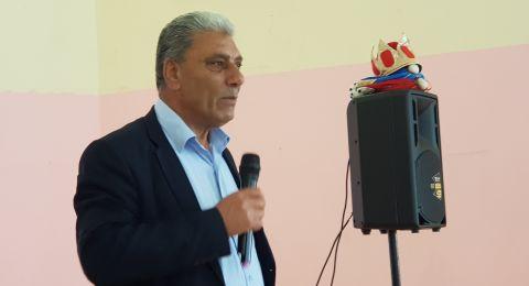 اختتام مخيم الربيع في قرى مجلس اقليمي البطوف