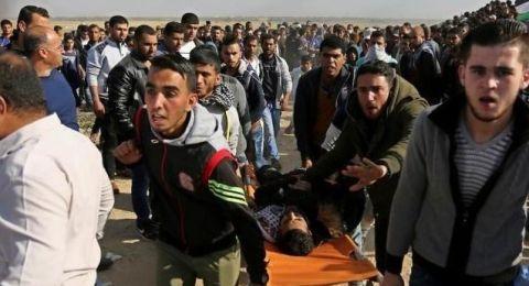 شهيدان و4 إصابات على حدود قطاع غزة