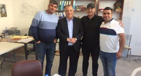 مشروع موائد الرحمن في الناصرة وبدعم من البلدية