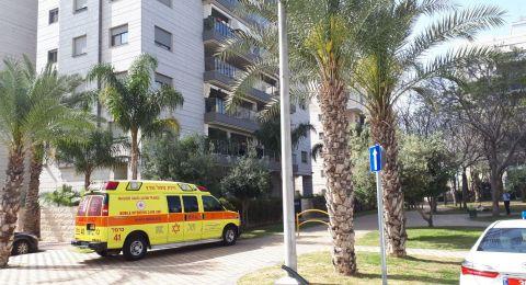 العثور على جثة سيدة وزوجها المصاب خطيرًا في بيتهما قرب حيفا