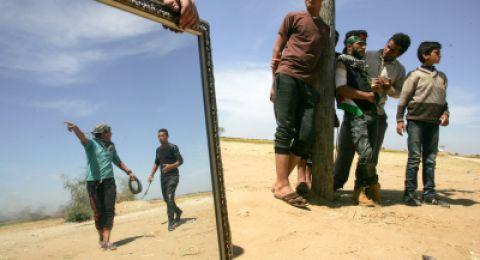 ليبرمان يجدد تهديده باستهداف المتظاهرين السلميين بغزة