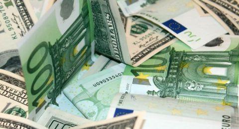 اسعار العملات والمعادن مقابل الشيكل