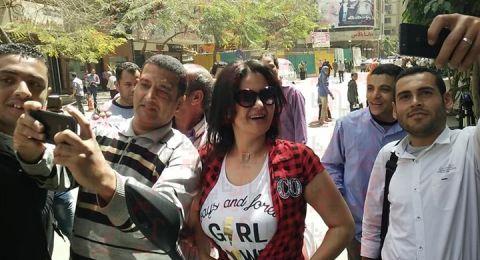 سما المصري تكشف حقيقة تعرضها للتحرش