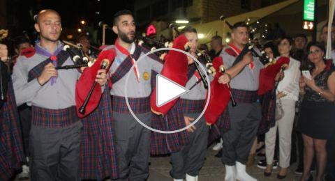 طائفة الروم الاورثوذكس تحيي الجمعة العظيمة في الناصرة