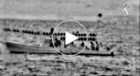 خططوا لإطلاق صاروخ نحو سفينة حربية إسرائيلية وخطف طاقمها .. الكشف عن عملية في بحر غزة