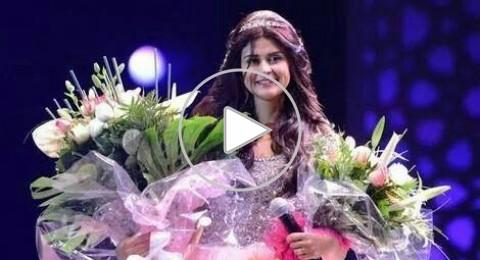 حفل سلمى رشيد في مهرجان موازين 2014