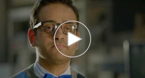 بالفيديو والصورـ أحمد حلمي ''قرد'' العملية ميسي