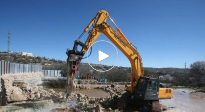 قرية سوسيا في الضفة الغربية.. مخاوف من تهجير إسرائيلي