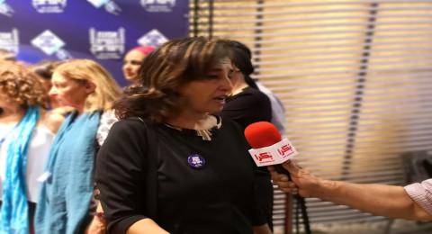 علياء أبو شميس: للقيادات التربوية دور هام في تنقية الحوار  غسان بصول- بكرا شاركت مجموعة من المثقفين والناشطين الاجتماعيين العرب في اللقاء الذي انعقد في تل أبيب لإشهار